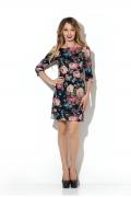 Короткое коктейльное платье Donna Saggia DSP-188-65