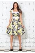 Яркое платье Remix | 1615