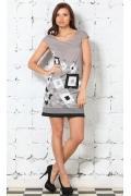 Короткое платье | 1611