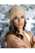 Велюровая шапка Willi Dagmara