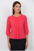 Блузка розового цвета Emka Fashion b 2101/katolina