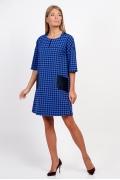 Платье-трапеция Emka Fashion PL-481/shakira
