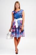 Летнее платье Emka Fashion PL-417/belinda