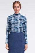 Блузка с синих тонах Sunwear U12