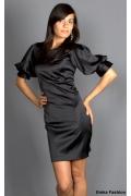 Черное платье Emka Fashion | 180