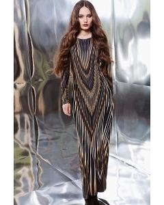 Платье Top Design premium 2013/2014 PB3 03