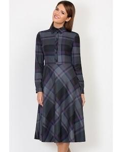 Платье рубашечного кроя Emka Fashion PL-432/imperiya