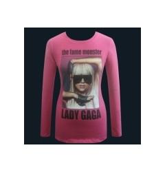 """Розовый джемпер """"Леди Гага"""""""
