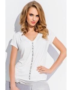 Белая блузка Sunwear R11-3