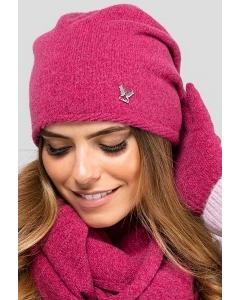 Молодежная шапка-колпак Kamea Anna