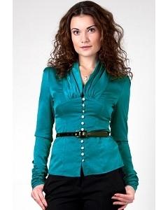 Удлиненная блузка Golub | Б690-1785