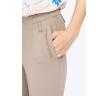 Укороченные брюки-скини со средней посадкой Emka D030/levita