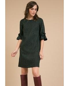 Платье прямого кроя Emka PL957/volada