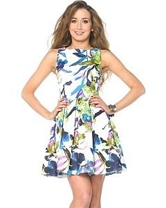 Джинсовое платье Donna Saggia | DSP-24-48