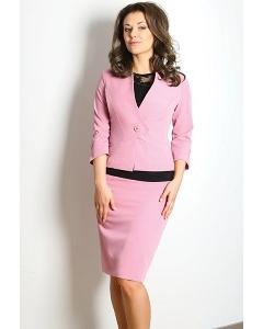 Женский костюм юбка + жакет TopDesign Premium A7 031/A7 032