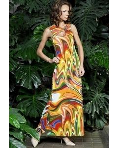 Длинное платье Topdesign Premium PA3 21