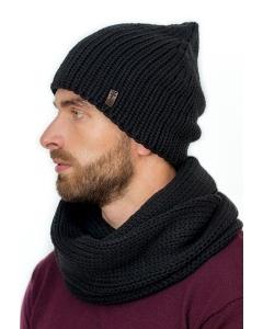 Мужская удлиненная шапка Landre Леонардо