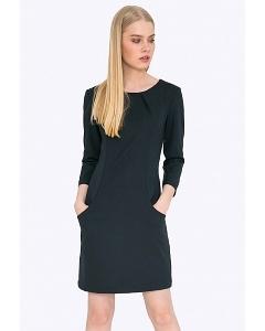 Женское платье с карманами Emka PL-690/lorita