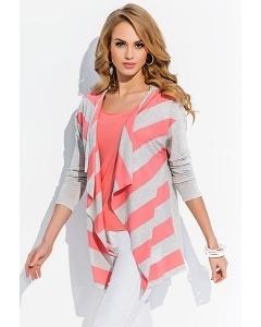 Комплект блузка + кардиган Sunwear R27-3+R37-5
