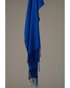 Тёмно-синий палантин Emka A004/kelvin