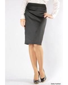 Черная недорогая юбка | 264-sia