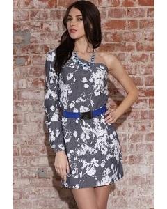 Короткое джинсовое платье Apple Dress   RJ2227