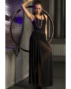 Длинная юбка-сетка | DSU-13-4t