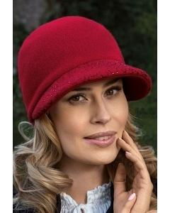 Женская шапка с мягким козырьком Willi Reban