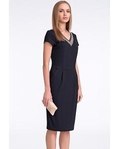 Изящное платье из трикотажа Sunwear US220