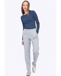 Городские брюки полу-спортивного стиля Emka D061/voyage