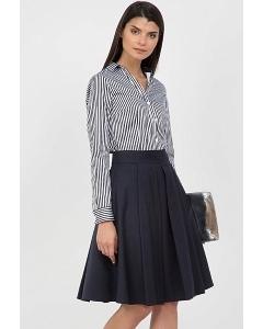 Расклешенная юбка Emka Fashion 398-koko