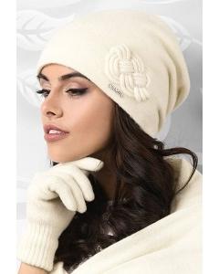Женская шерстяная шапка Kamea Bergamo