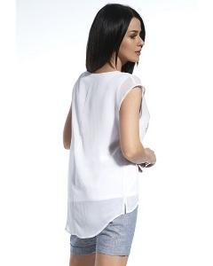 Блузка с эффектом блузки и майки Enny 250198