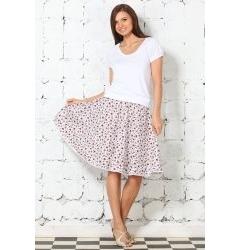 Стильная летняя юбка