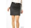 Купить черную мини-юбку