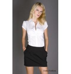 Офисная мини юбка