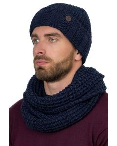 Комплект шапка + снуд Landre Антонио
