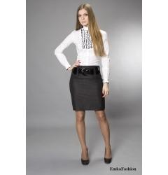 Недорогая прямая юбка | 5750-acura