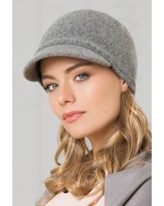 Однотонная женская кепка-жокейка Tonak Orizeusin