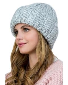 Женская шапка из шерсти мериноса Landre Карла
