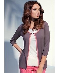Блузка-обманка Sunwear N03-4