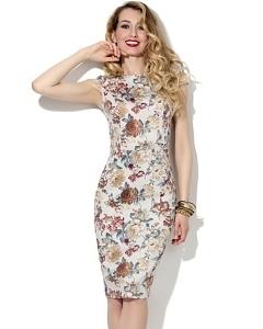 Летнее платье Donna Saggia DSP-180-20