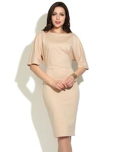 Трикотажное платье Donna Saggia DSP-23-45t