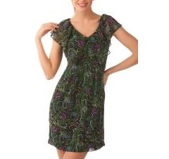 Стильное платье Golub