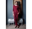 Красные женские брюки Flaibach 021W7