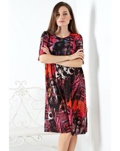 Летнее платье TopDesign A20 092