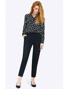 Женские практичные брюки активного стиля Emka D068/modesta