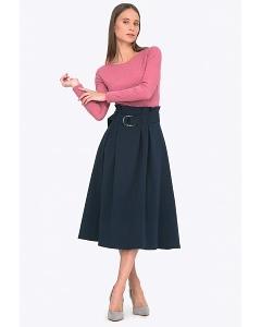 Расклешенная юбка Emka S702/emu
