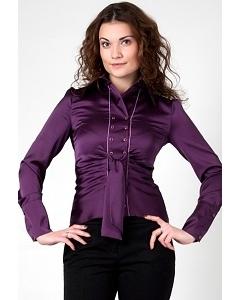 Шелковая блузка Golub Б408-1778