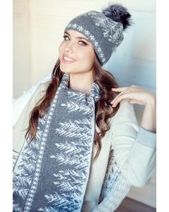Комплект (шапка+шарф) Landre Пэрис